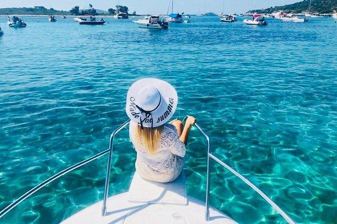 Blue Lagoon & 3 Islands tour with brand new speedboat