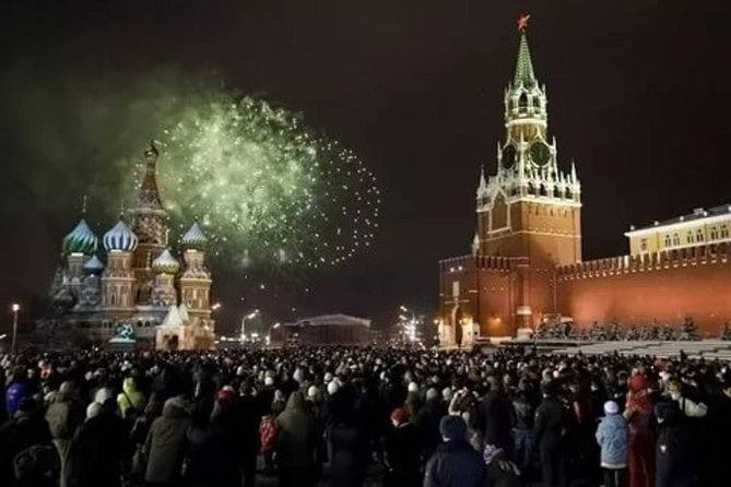 New Year's Russian traditions