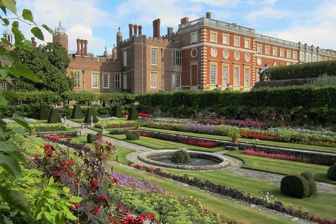 Visit Hampton Court Palace & Glorious Gardens
