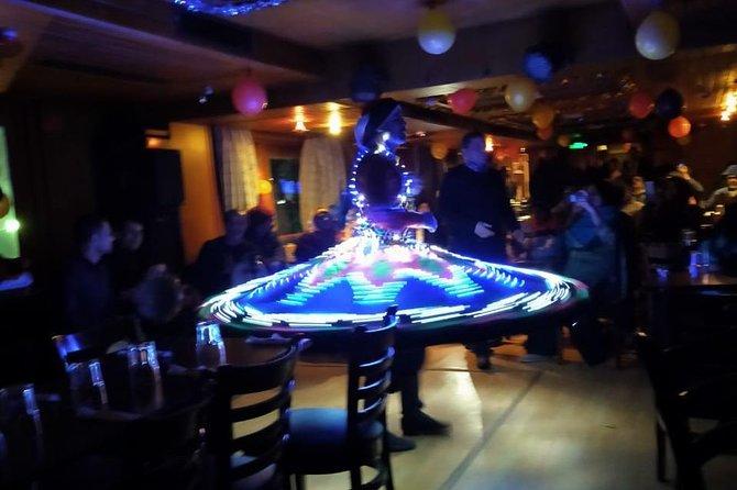 Cairo dinner Nile Cruise and Tanoura show