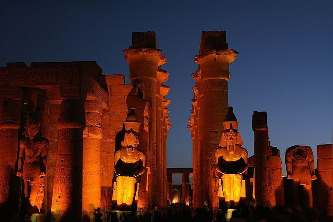 Overnight trip to luxor from safaga port