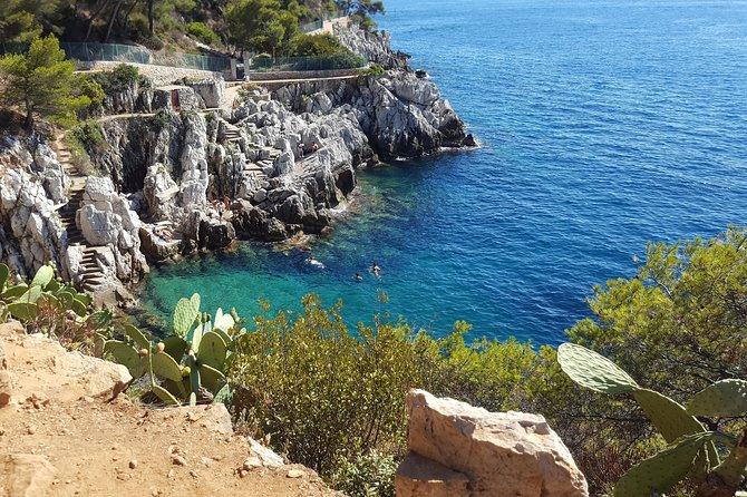 Guided Coastal Hike Around St Jean Cap Ferrat