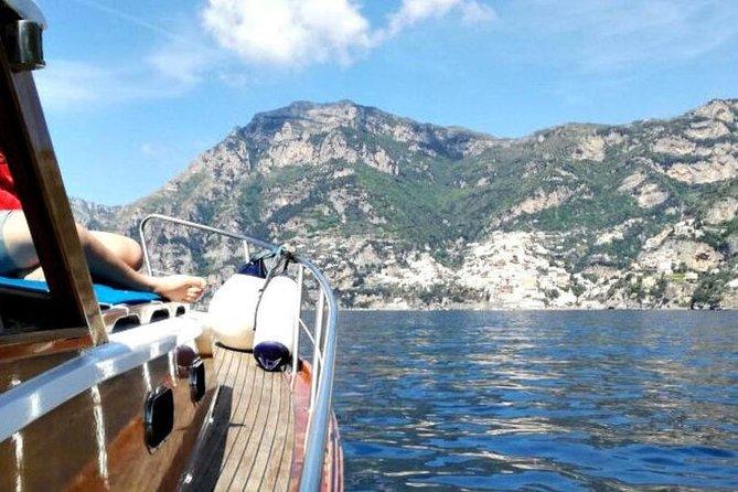 Amalfi Coast Minicruise (from Maiori)