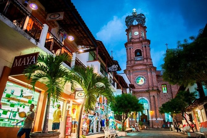 Puerto Vallarta City Tour - Churches, Tequila Test and more