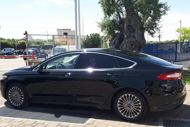 Rental in Matera, Transfer Service to Airport, Station, Terminal and Tour