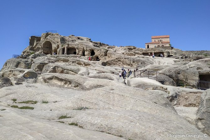 Best of Shida Kartli Discover an ancient Uplistsikhe cave town