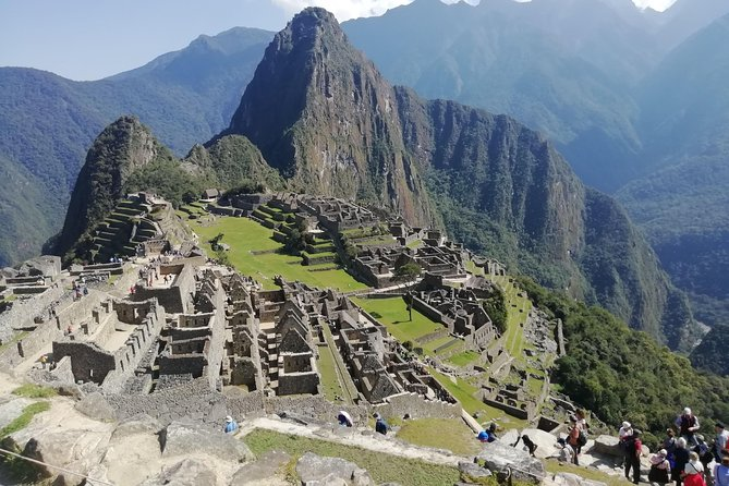 Machupicchu Magical city full day. Cusco-Peru