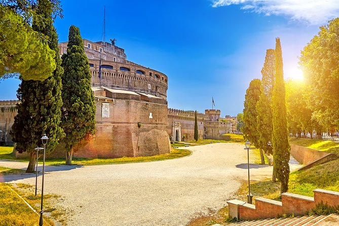 Castel Sant'Angelo Ticket Entrance Skip-the-Line