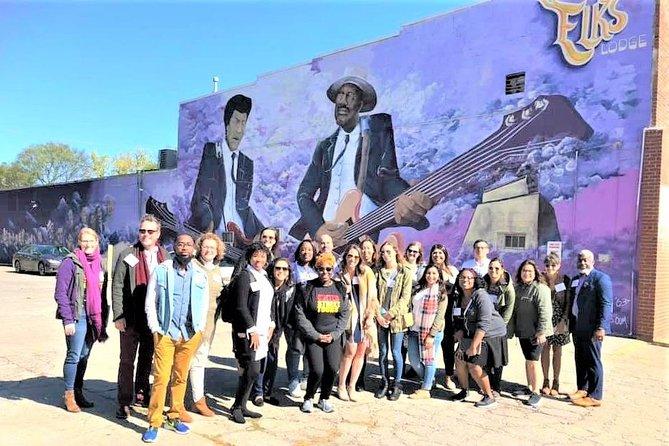 Nashville Urban Street Art Guided Walking Photo Tour