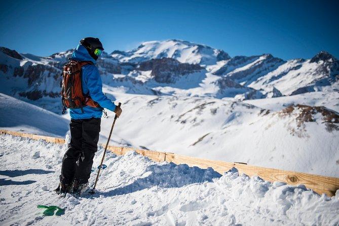 Valle Nevado: Transporte + Boleto + Clases
