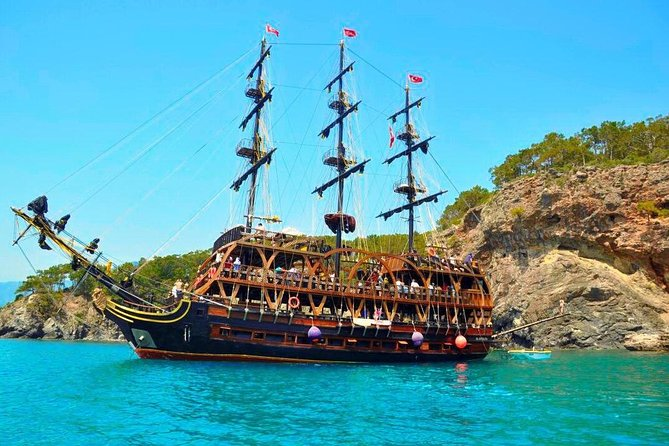 Pirate Yacht in Kemer photo 1