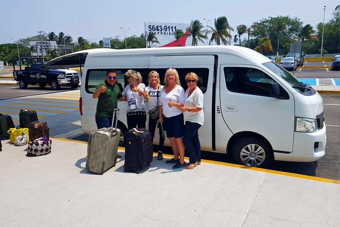 Acapulco Airport Shuttle Service to Diamond-Golden & Old Acapulco (ROUND TRIP) photo 7
