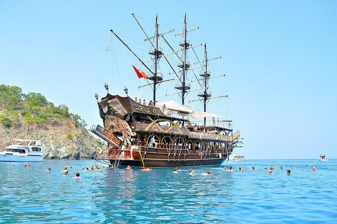 Pirate Yacht in Kemer photo 2