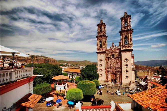 Transfer Mexico City - Taxco - Acapulco (2 days)
