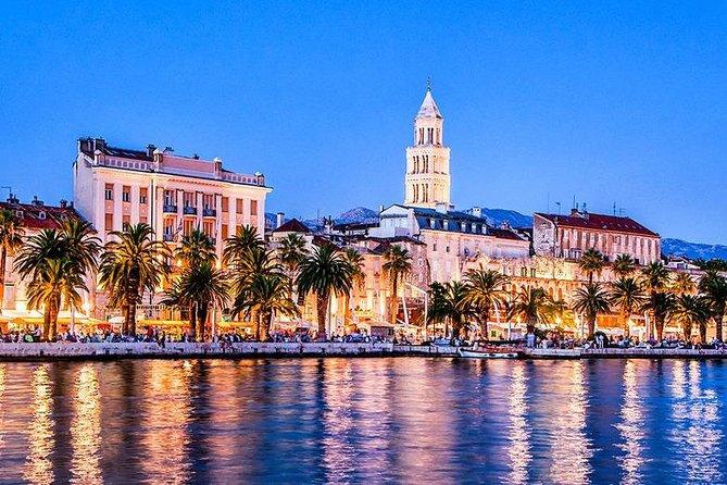 Split and Trogir from Sibenik, Private tour Full day