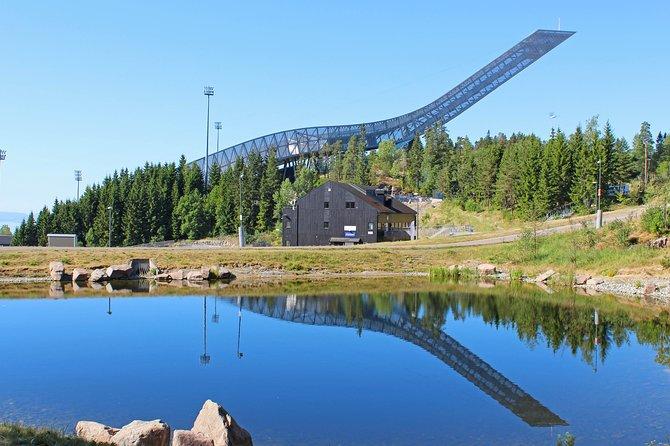 Oslo Hiking - Holmenkollen walk