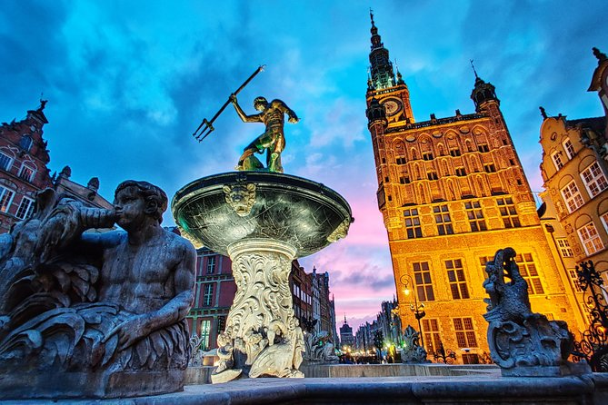 Gdansk old town (Main Town) 3 hours tour with private tour guide