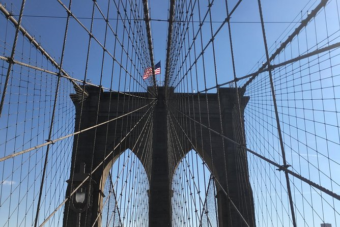Private Walking Tour: Brooklyn Bridge and DUMBO