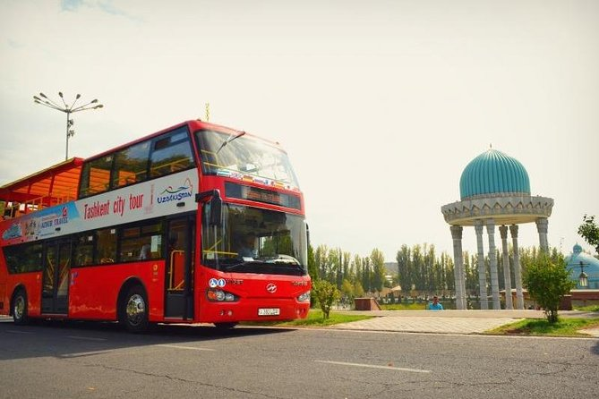 Tashkent City Bus Tour