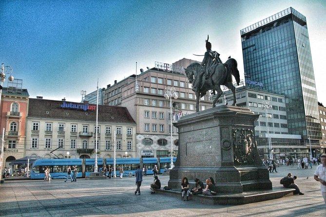 From Trieste to Zagreb