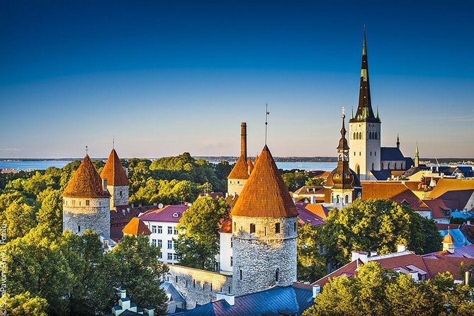 Ultra - Tallinn Private Transfer from Tallinn Cruise Port to City Centre