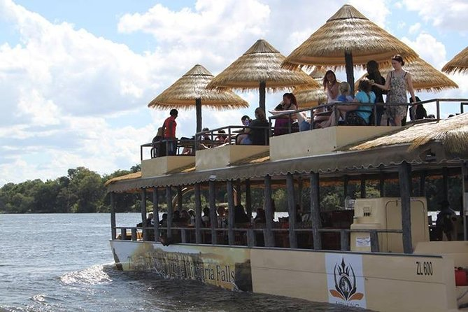 Lion King of Victoria Falls Sunset Cruise