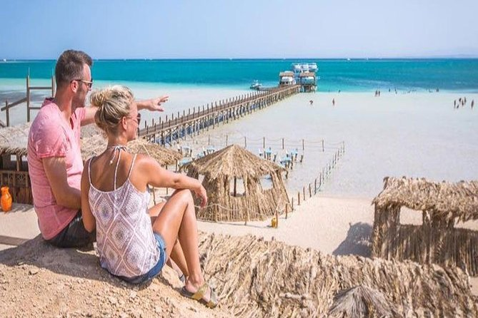 Orange Island & Water Sports Full Day Snorkeling Sea Trip - VIP - Hurghada