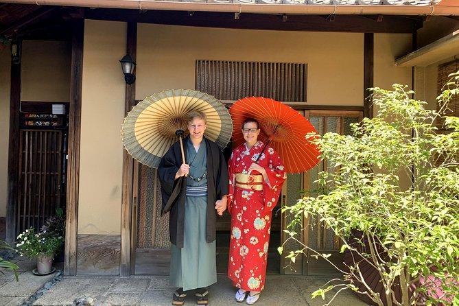 Kimono option for 3000yen