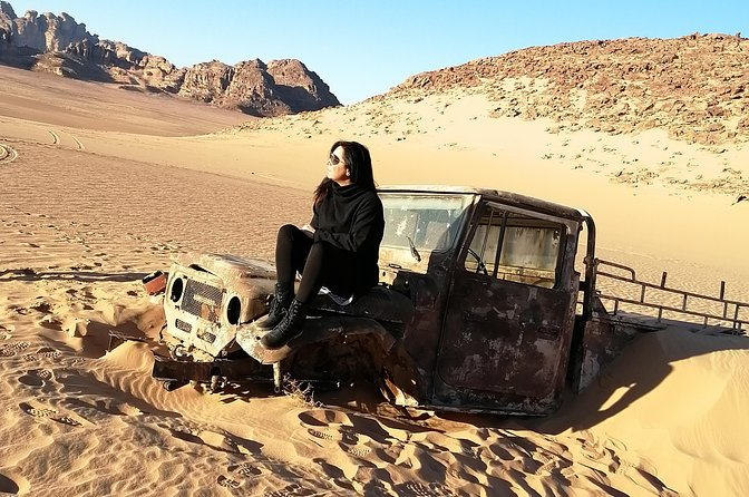 Wadi Rum Private tour from Amman (1 Day) photo 21
