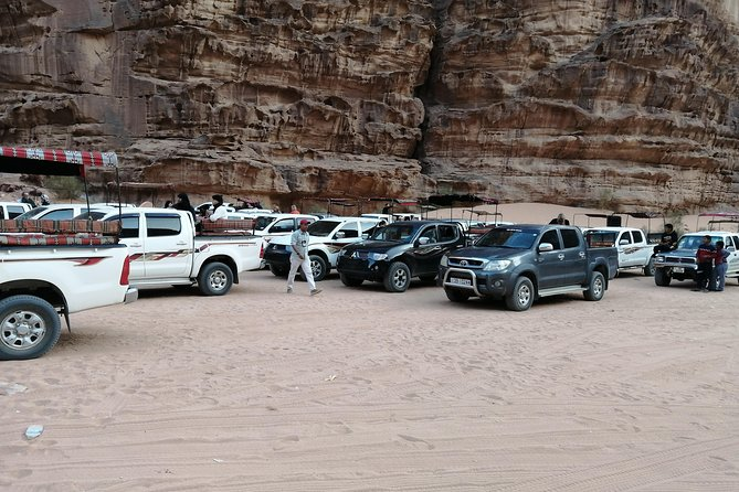 Wadi Rum Private tour from Amman (1 Day) photo 12