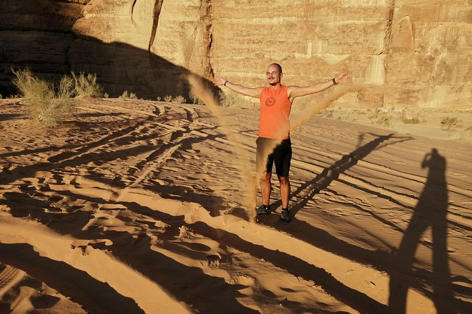 Wadi Rum Private tour from Amman (1 Day) photo 32