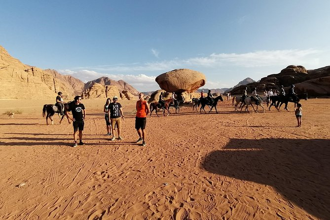 Wadi Rum Private tour from Amman (1 Day) photo 23
