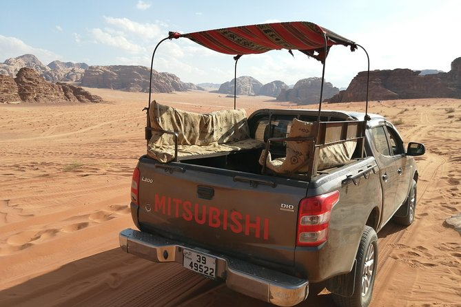 Wadi Rum Private tour from Amman (1 Day) photo 33