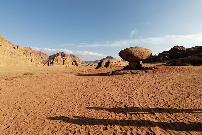 Wadi Rum Private tour from Amman (1 Day) photo 19