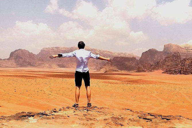 Wadi Rum Private tour from Amman (1 Day) photo 15