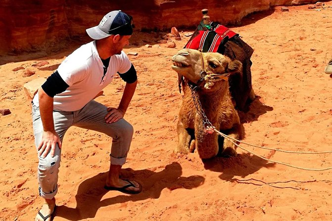 Wadi Rum Private tour from Amman (1 Day) photo 11