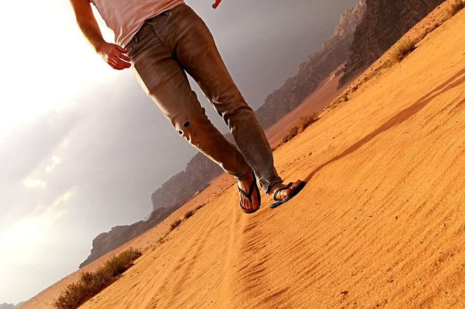 Wadi Rum Private tour from Amman (1 Day) photo 16