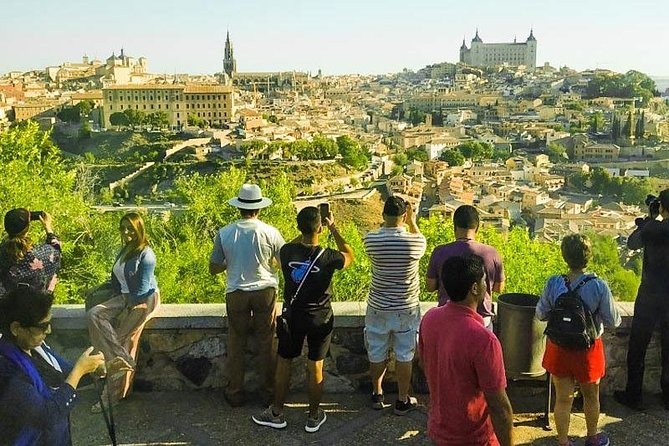 Toledo All-Inclusive tour from Madrid photo 1