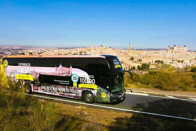 Toledo All-Inclusive tour from Madrid photo 3