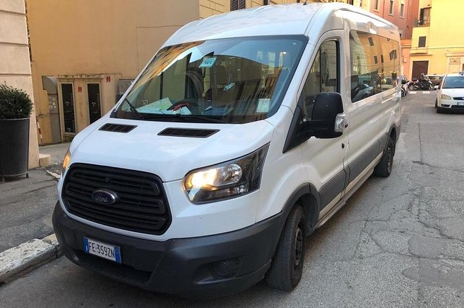 Shuttle to & from Rome City Hotels to Fiumicino Airport photo 7