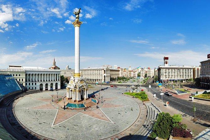 Kiev Airport Transfers : Kiev City to Kiev Boryspil Airport KBP in Business Car