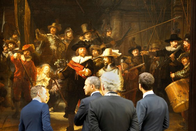 Exclusive Private Tour of the Rijksmuseum including Skip-the-line Entrance