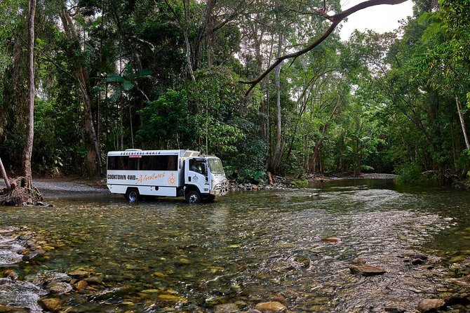3 Day Cape Tribulation & Cooktown Tour from Cairns or Port Douglas