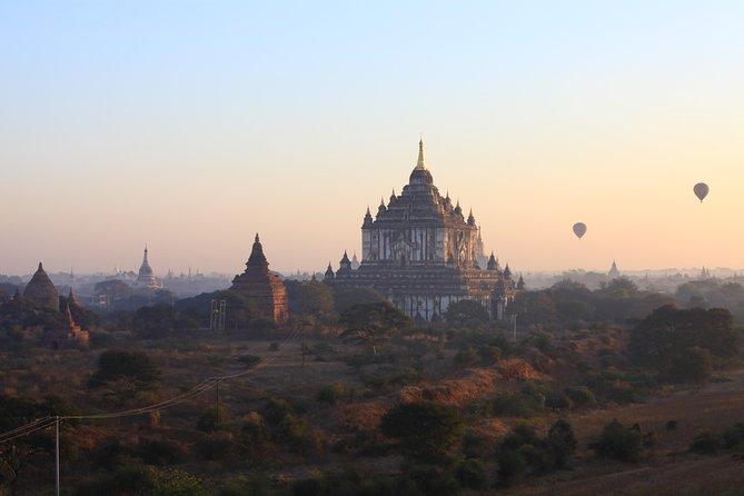 Full-Day Tour to Bagan Seat in Coach