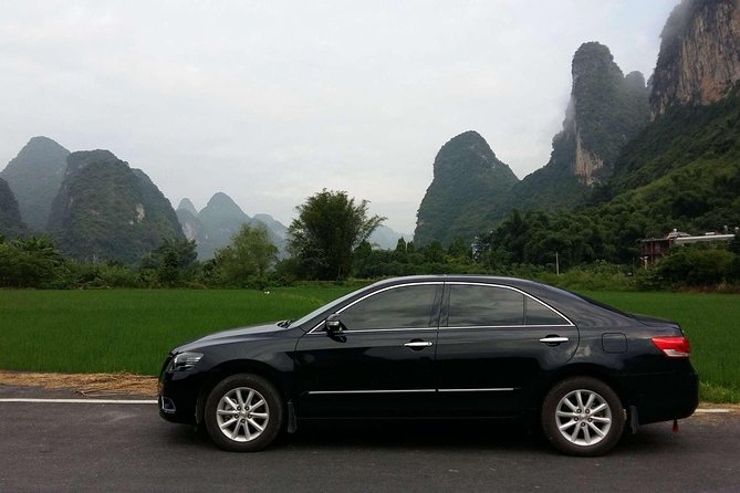 Private Transfer from Jiuzhaigou Valley hotel to Chengdu hotel