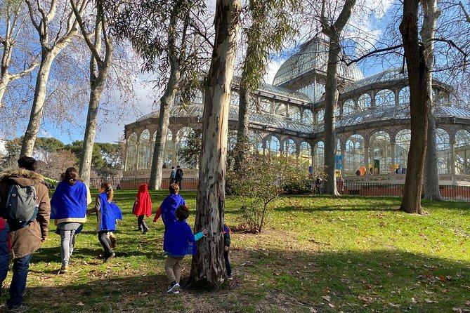 Kids Wonder Adventure in El Retiro Park - The Quest for Forgotten Kingdom