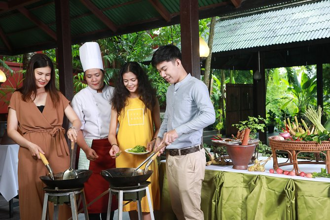 Thai Cooking Class 2 Hrs ( 3 Dishes Menu)