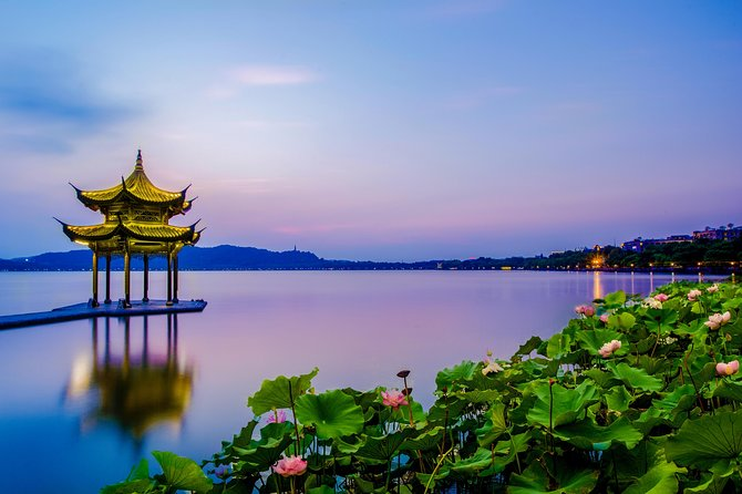 Hangzhou UNESCO World Heritage Sites Tour- West Lake & Grand Canal