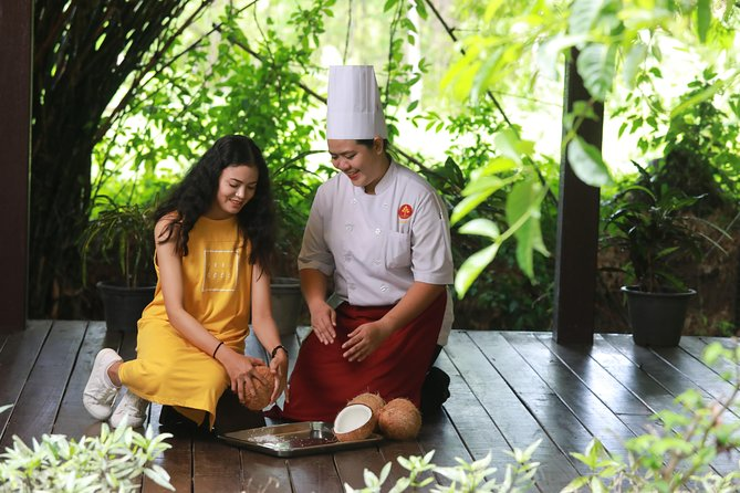 Thai Cooking Class 3 Hrs ( 4 Dishes Menu)