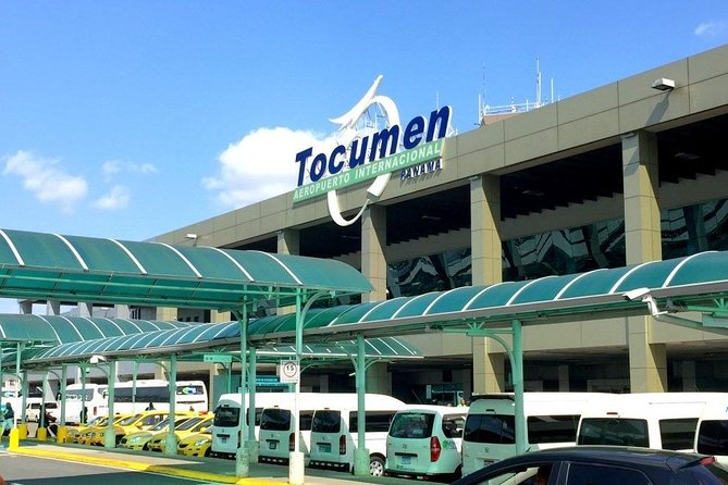 City Tour & Miraflores Locks From Tocumen Airport (round trip)